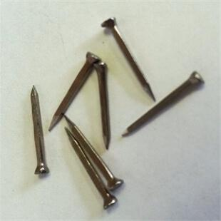 View of a small pile of Square Shank Heavy Hand Tacks
