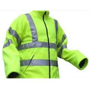 Image of a High Visibility Safety Jacket