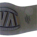 View of a TR Lawman Rubber Sole