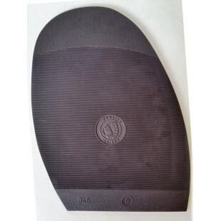View of a TR Lawman 345 Longlife Rubber Half Sole for Shoe Repair